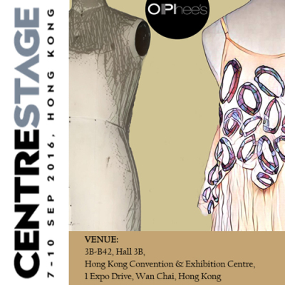 Ophee Fashion Group goes to Centrestage