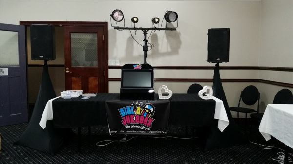 Our Setup At The Bendigo Bridal Fair