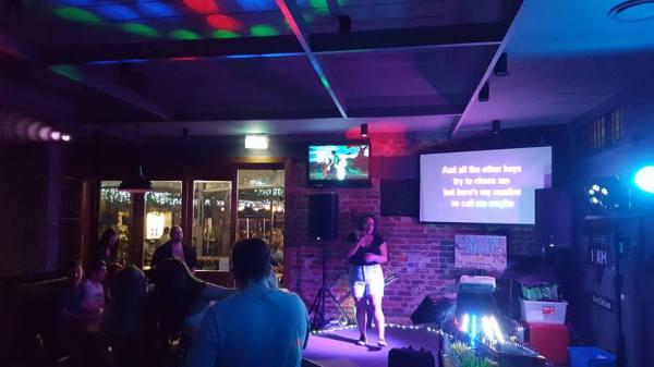 Paddys Karaoke Thursdays