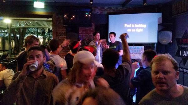 Karaoke At Beer Deluxe