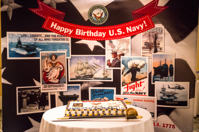 Happy Birthday Navy!