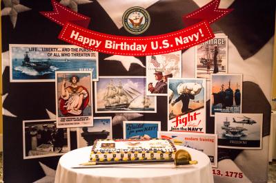 Happy Birthday Navy!