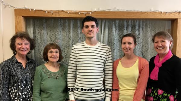 VSSM South graduates 2017