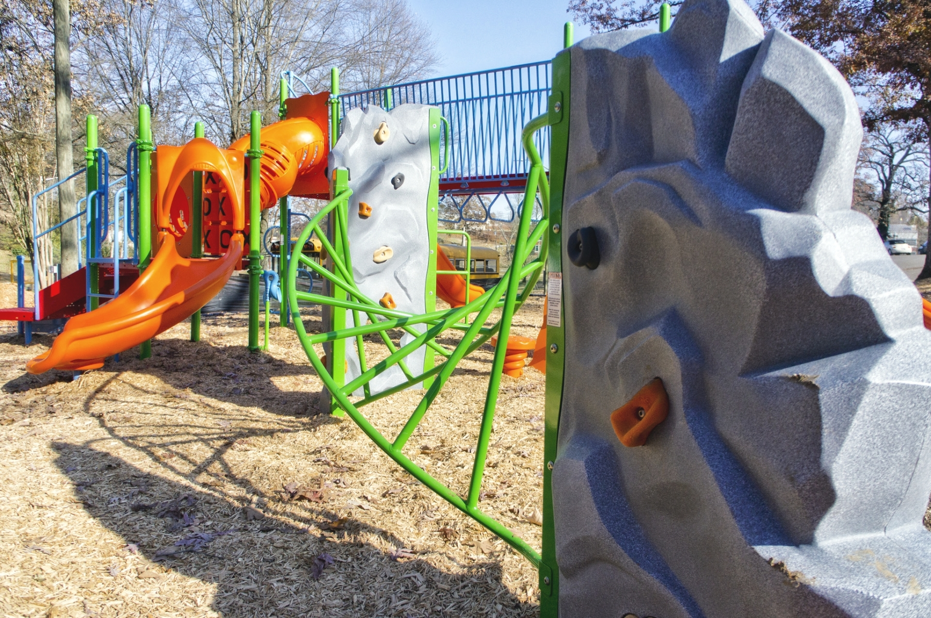 Outdoor Playground (3+)