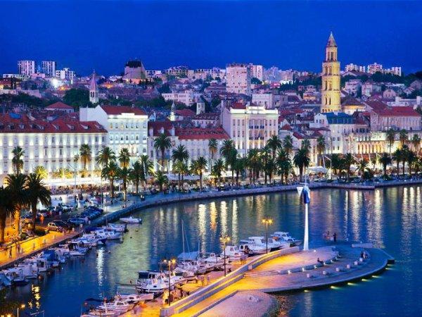 Split  adriatic train hostel
