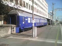 Adriatic train hostel Zagreb