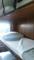 Adriatic train hostel Zagreb Beds