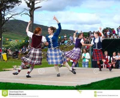 Highland Danc