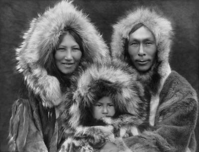 2-Alaska Inupiat Family