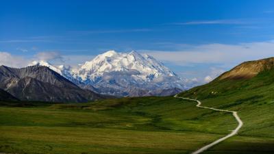 6-Mt. Denali Alaska