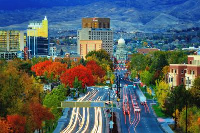 13-Boise Idaho