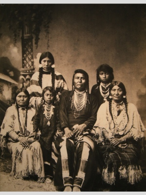 16-Chief Joseph Family