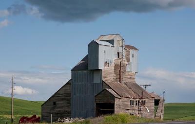 18-Idaho Grain Elevator