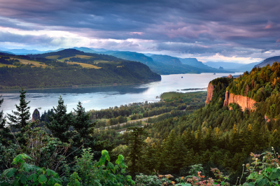 28-Columbia River Gorge - OR
