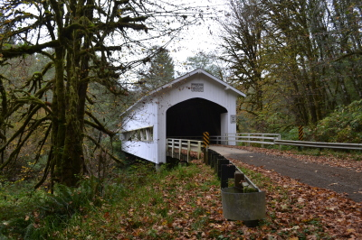 29-Oregon Covered Bridge
