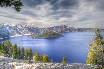 30-Crater Lake Oregon
