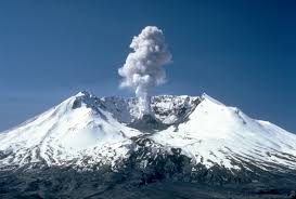 52-Mt. St. Helens After Eruption