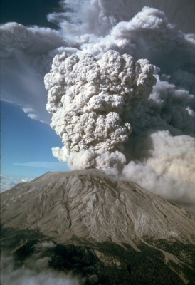 51-Mt. St. Helen's Eruption