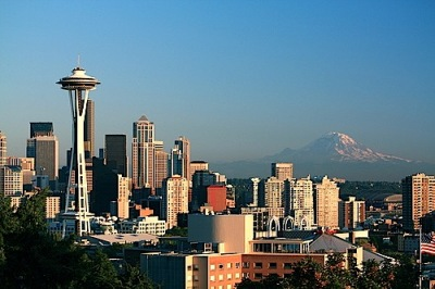 57-Seattle - Space Needle