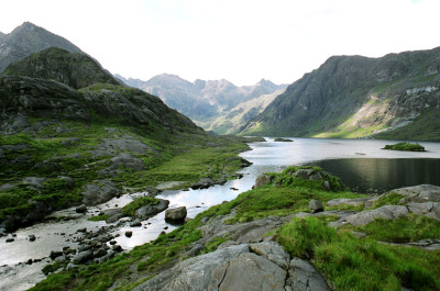 1a-The Cuillin Mountains