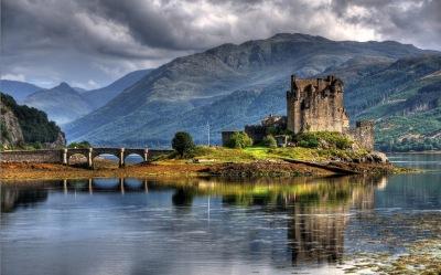 4a-Eilean Donan Castle