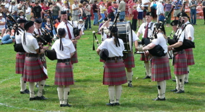 Pipe and Drum Band