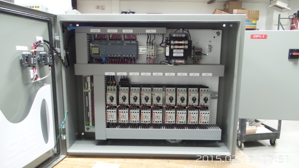 Hegwood Electric Industrial Automation Controls Panel Fabrication UL 508A CSA Conveyor, AB, Allen Bradley, Siemens, Square D, GE, Telemecanique, Hoffman, Rittal