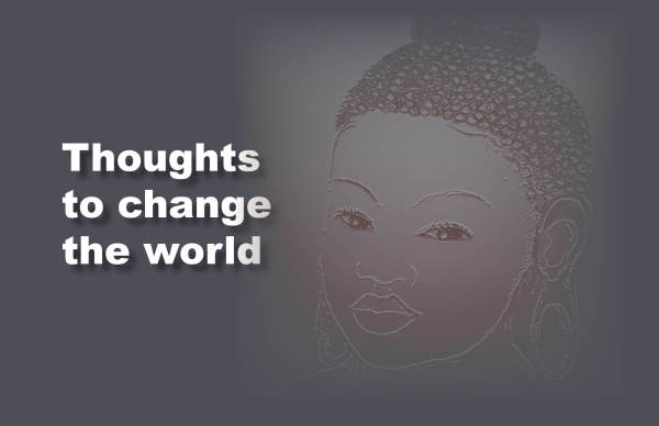 Thoughts to Change the World