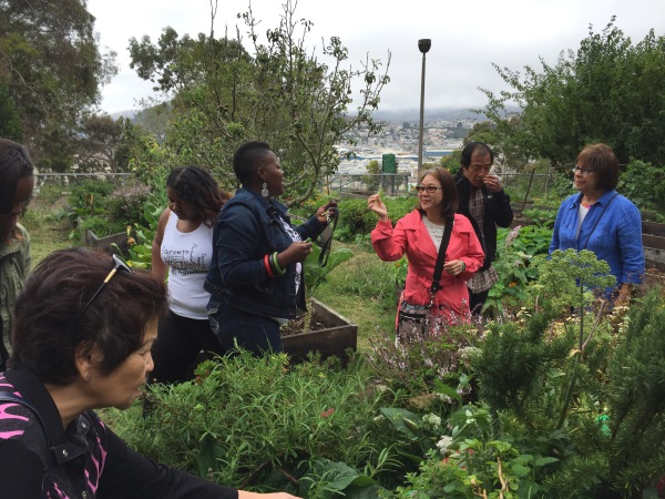 Master Gardener Brandi Mack shares fruits of the Girls 2000 Garden