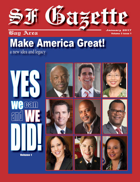 SF Gazette: Yes we Can and We did!