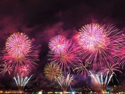 Pyrotechnic Display - Large