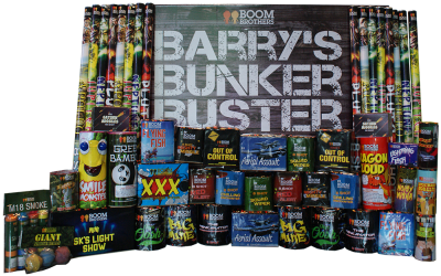 Barry's Bunker Buster