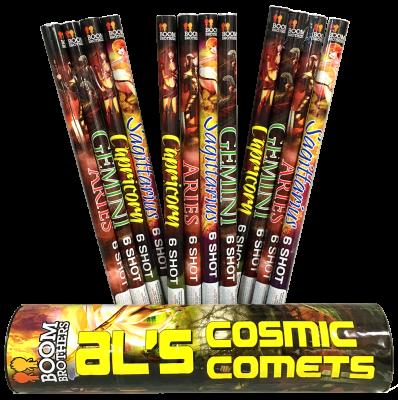 Al's Cosmic Comets