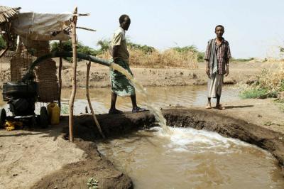 EL NIÑO CAUSES SEVERE DROUGHT IN ETHIOPIA