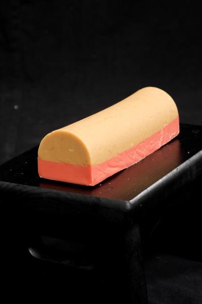 Peanut Butter & Jelly Fudge