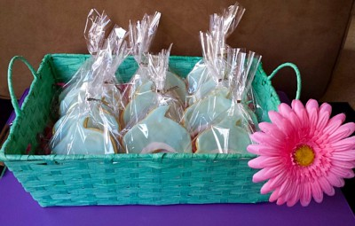 Birthday Party Baskets