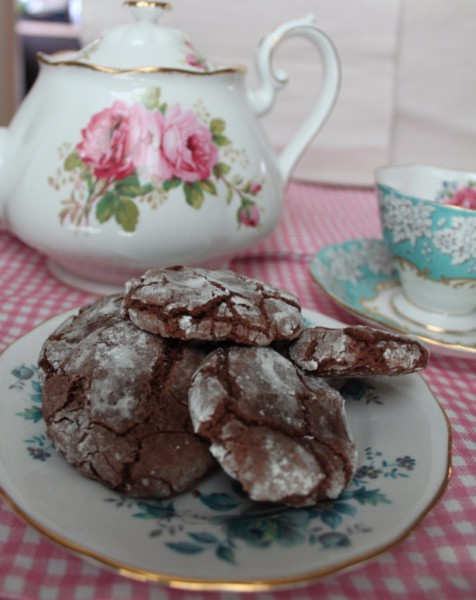 Chocolate Crinkles Recipe