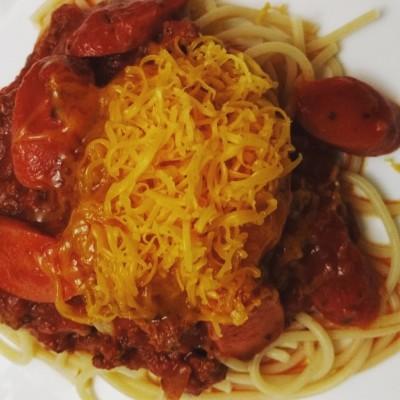 Pinoy Style Spaghetti - Recipe