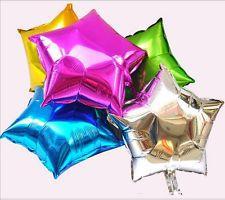 Star Foil Balloons