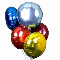 Round foil Balloons