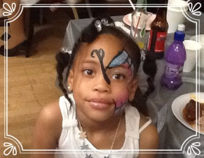children's face painting milton keynes