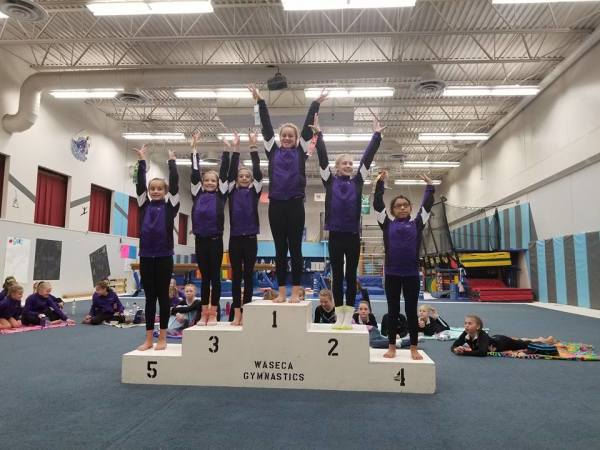 Silver All Around at Waseca