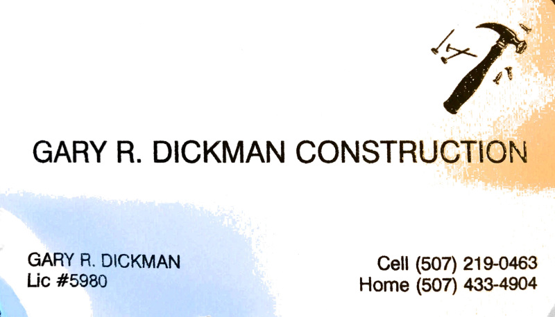 Dickman Construction