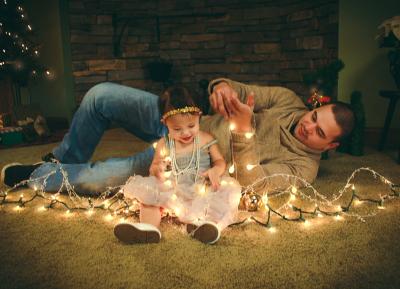Very merry..