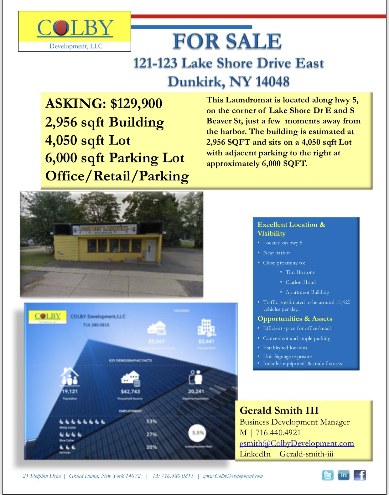 121 - 123 Lake Shore Dr