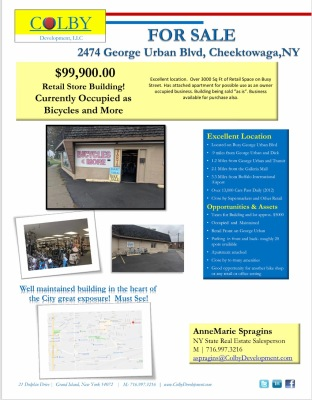 2474 George Urban Blvd