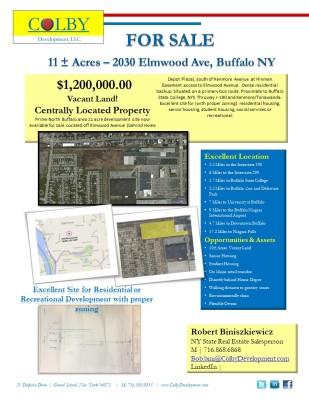 2030 Elmwood Avenue - Buffalo, NY