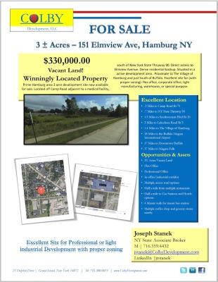 151 Elmview Ave - Hamburg, NY