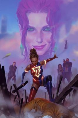Keisha Carter is Mega Woman
