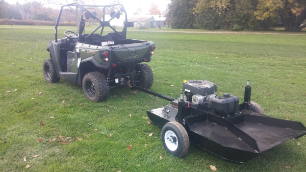 "61"" BRUSH HOG 20HP"